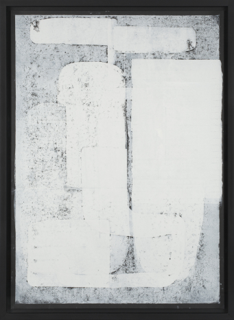 An arrangement of voids #12, 2011